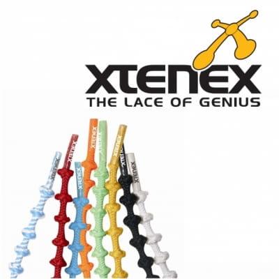 Sznurowadła samozaciskowe XTENEX sznurówki elastyczne